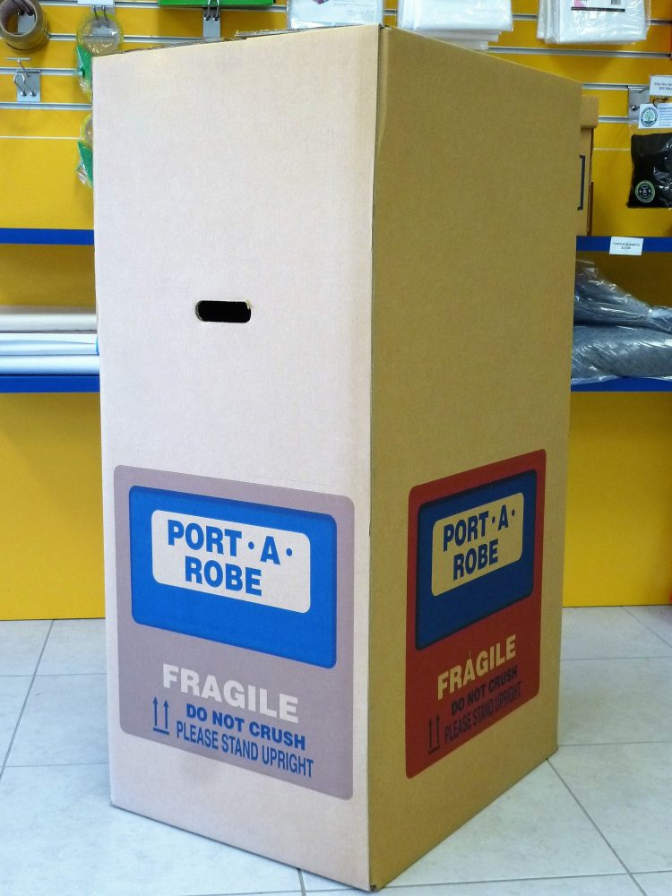 Melco Port-A-Robe large box